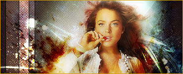 Lindsay Lohan Signature by Str3ss