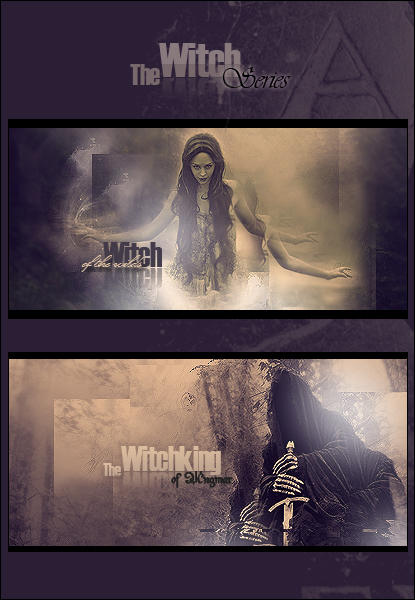 The Witch Series by Str3ss