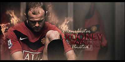 Wayne Rooney Signature by Str3ss