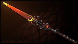 Relic Weapons II: Metana's Dragonslayer by Shrinecat