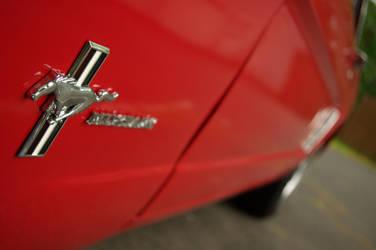 Judd's Mustang by uberkleinschatzi