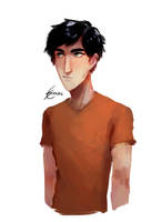 Percy by StaticColour