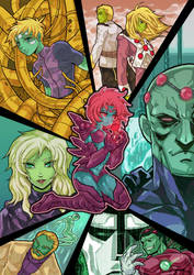 Brainiac Forever by zaionic