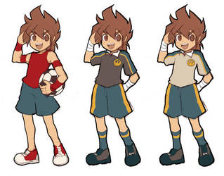 Seiya Soccer Uniforms by zaionic