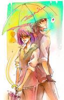 Summer rain by zeenine