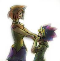 YGO A Little Friendship by diichan