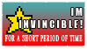 INVINCIBLE STAMP by goblinarmy