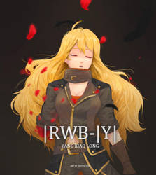 RWBY - Yang Xiao Long by DaitouYomi