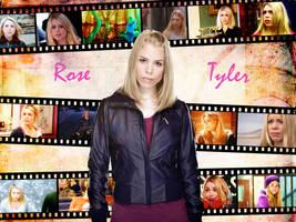 Rose Tyler Wallpaper by davids-little-star