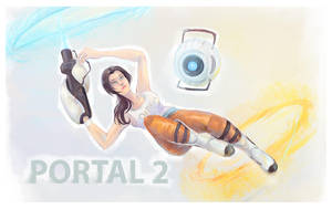 Chell by iojik52