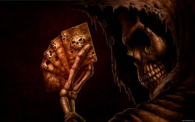 Grim Reaper Wallpaper by thesimmsonian