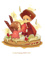 .APH.StrawberryCheesecake by fredericayang