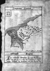 Map of Larmand by Boldewyn