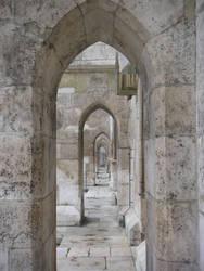 Gothic Arcs by Boldewyn