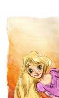 Rapunzel by Princesse-de-la-Lune