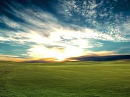 Sunset Bliss III by kalphegor