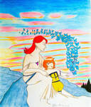 |Gift| Queen Angelika and Baby Angi by Glaciliina