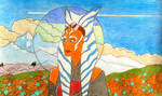 |Star Wars| Ahsoka by Glaciliina