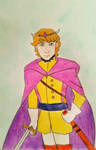 |Gift| Prince Takeo Redesign by Glaciliina
