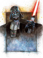 Finished-Darth Vader by Soloboy5