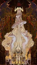 15-TAROT-The Devil by casimir0304