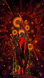 19-Tarot-Sun by casimir0304