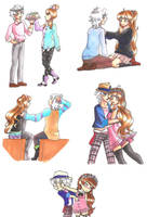 Com: Fuyu And Eisuke by hopelessromantic721