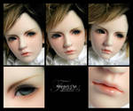 Face-up:Migidoll Cho NS by tr3is