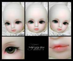 Face-up : VolksYOSDLittleAlice by tr3is