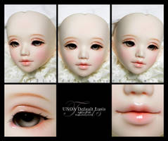 Face-up : UNOA Default Lusis by tr3is