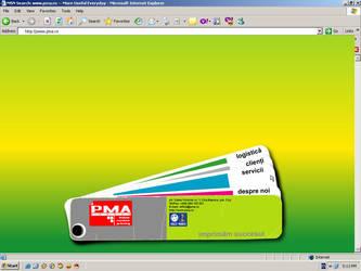 pma production webdesign by yozzo