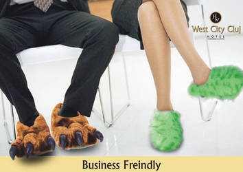 business friendly by yozzo