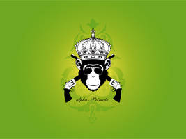 alpha primate by yozzo