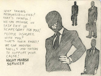 Mr Black by Darcad