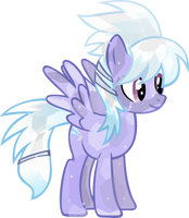 Crystal Cloudchaser by Vector-Brony