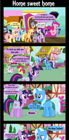 Home Sweet Home by Vector-Brony