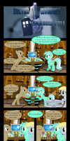 Doctor Whooves -Shadow fall part 1 by Vector-Brony