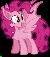 Bat Pinkie by Vector-Brony