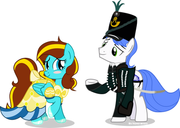 May I have this dance? by Vector-Brony