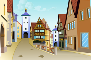 street view by Vector-Brony