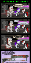 Piece of Junk (comic) by Vector-Brony