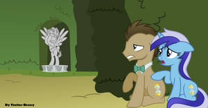 Don't blink by Vector-Brony