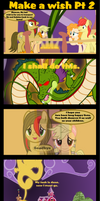 Make a wish pt 2 by Vector-Brony