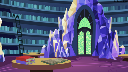 Crystal Library by Vector-Brony