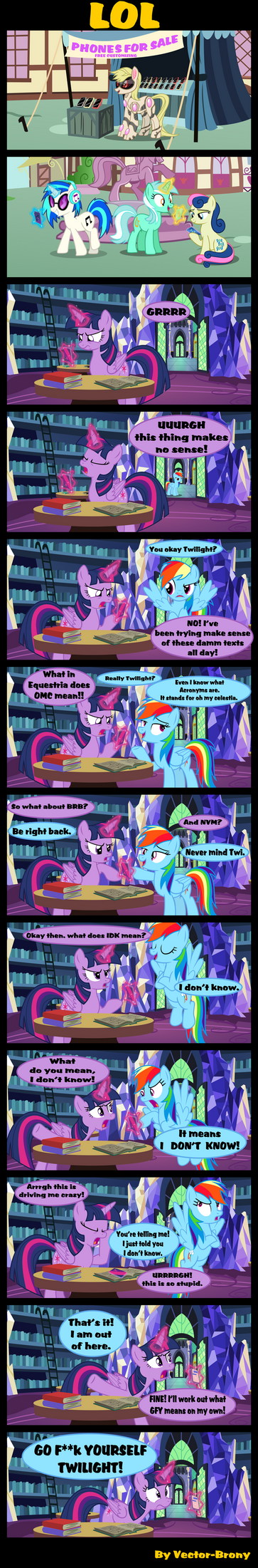 LOL by Vector-Brony