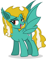 Bat Animelodie by Vector-Brony