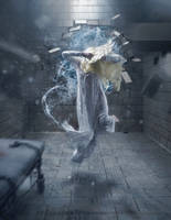 Flooded-room by psychofki