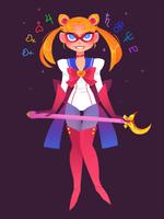 Sailor Moon by OhThatNK