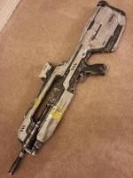 Halo 4 BR85HB SR Battle Rifle(complete) by Joseugai