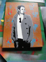 And another 3 Layer Stencil .. by Mr-Snuff